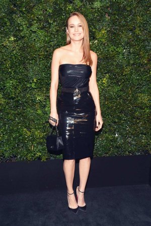 Brie Larson attends Charles Finch and Chanel Pre-Oscar Dinner