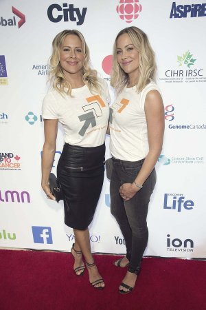 Brittany Daniel attends 5th Biennial Stand Up To Cancer