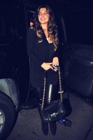 Brittny Gastineau at Hooray Henry's Nightclub in LA