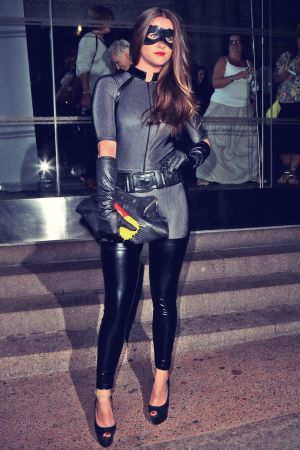 Brooke Vincent attends Simon Gregson Super Hero Charity Ball