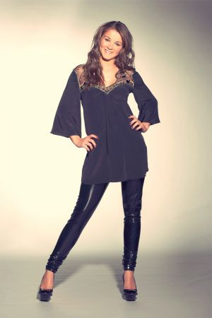 Brooke Vincent - Nicky Johnston photoshooting