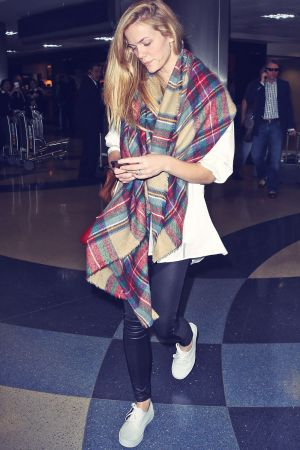 Brooklyn Decker at LAX