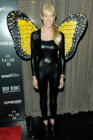 Byrdie Bell at Heidi Klum's 12th annual Halloween party