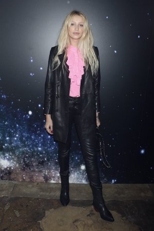 Cailin Russo attends Zadig & Voltaire show