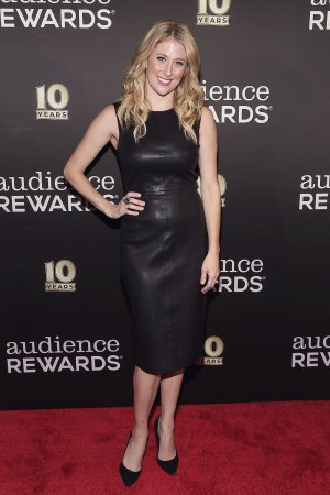 Caissie Levy attends 10th Anniversary of Audience Rewards