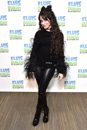 Camila Cabello at The Elvis Duran Z100 Morning Show