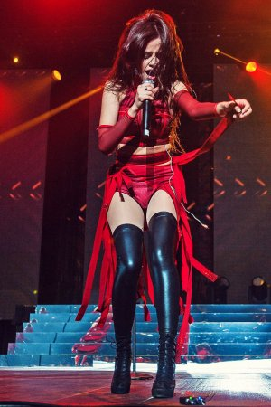 Camila Cabello performs at The 6th Annual 99.7 NOW! Triple Ho Show