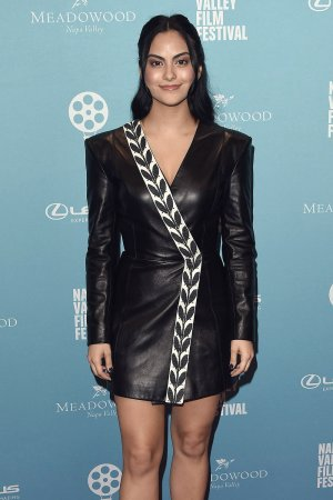 Camila Mendes attends Celebrity Tributes