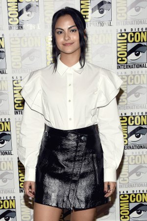 Camila Mendes attends Entertainment Weekly Annual Comic-Con Party