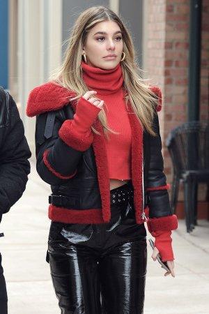 Camila Morrone attends the Sundance Festival