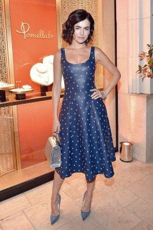 Camilla Belle attends Pompelatto Beverly Hills
