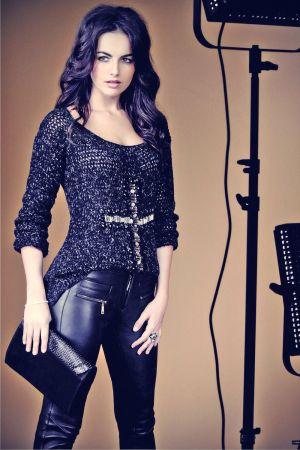 Camilla Belle in Bobstore Magazine