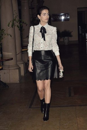 Camilla Belle steps out After The CFDA Vogue Dinner Party