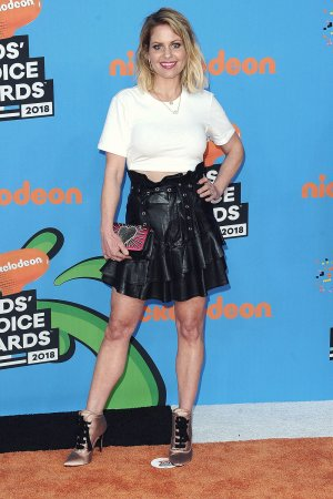 Candace Cameron Bure attends Nickelodeon Kids' Choice Awards