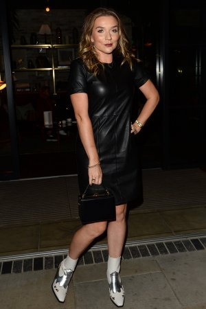 Candice Brown attends Stacey Solomon X Primark Event