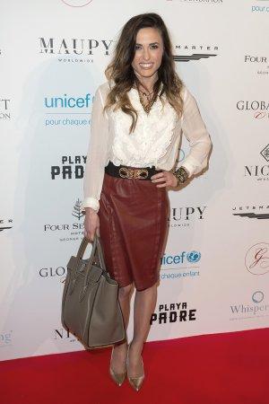 Capucine Anav attends Global Gift Gala