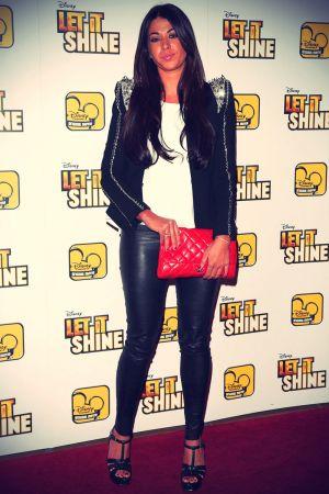 Cara Kilbey Arrivals Disney's Let It Shine TV Premiere