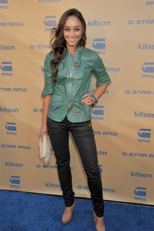 Cara Santana G-Star Special Capsule Collection Unveiling
