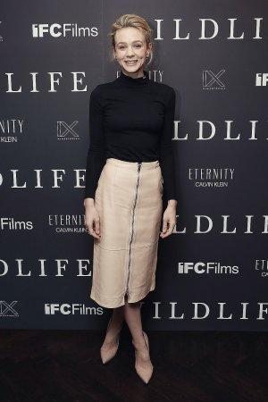 Carey Mulligan attends Calvin Klein Hosts IFC Films 'Wildlife'