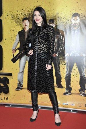 Carlotta Antonelli attends a photocall for 'Smetto Quando Voglio - Masterclass'