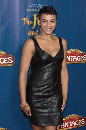 Carly Hughes attends Opening Night of The Lincoln Center Theater's Production