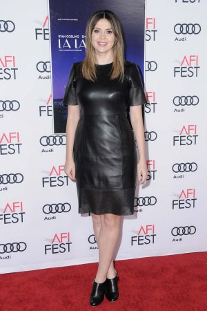 Carly Steel attends 2016 AFI FEST