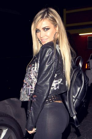 Carmen Electra at The Abbey Bar