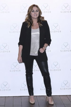 Carmen Morales attends the Clover events agency presentation