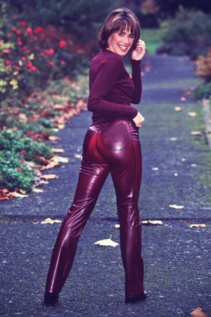 Carol Smillie Rear of the year 1998