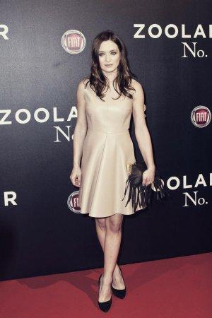 Carolina Crescentini attends Zoolander 2 Premiere