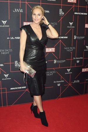 Caroline Beil attends Bunte New Faces Night
