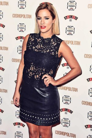 Caroline Flack attends Cosmopolitan Ultimate Women Of The Year Awards