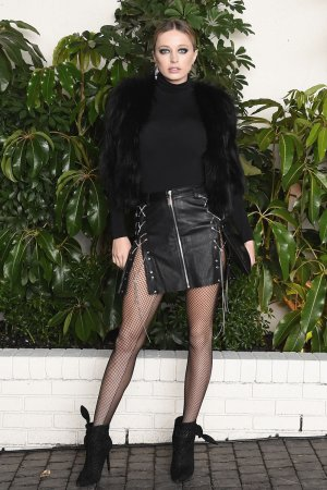 Caroline Vreeland attends W Magazine Golden Globes