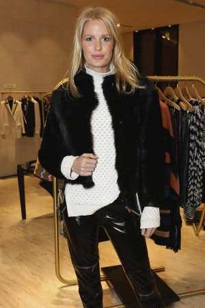 Caroline Winberg attends the Boutique 1 flagship store opening