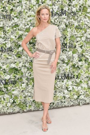 Carolyn Murphy attends Max Mara Resort 2020 Red Carpet Event