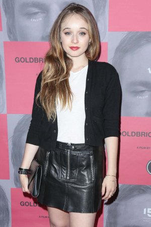 Carson Meyer attends Goldbricks in Bloom Screening at Arena Cinema