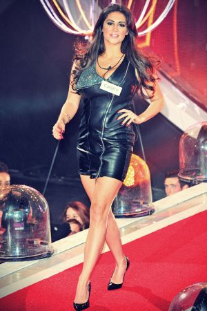Casey Batchelor attends Celebrity Big Brother