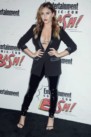 Cassie Scerbo attends EW Party