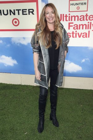 Cat Deeley attends Hunter for Target Ultimate Family Festival