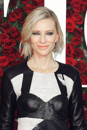 Cate Blanchett attends 70th Annual Tony Awards
