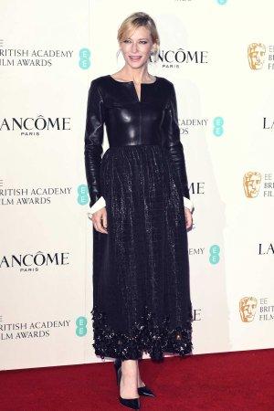 Cate Blanchett attends BAFTA