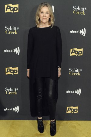 Catherine O'Hara attends The Season 4 Premiere of ''Schitt's Creek''