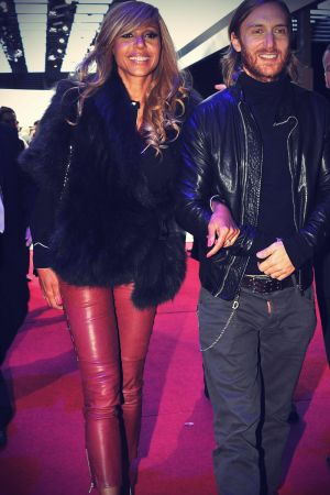 Cathy Guetta The 2012 Paris Motor Show