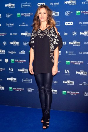 Cécile De France attends The 6th Annual Magritte Awards