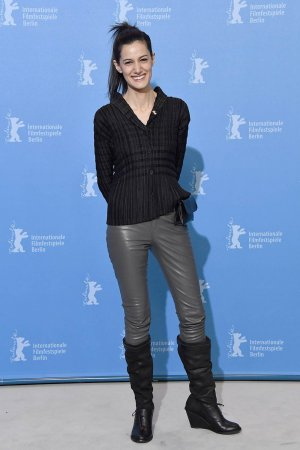 Ceylan Ozgun Ozcelik attends the 'Inflame' (Kaygi) photo call