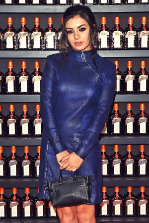 Charli XCX attends Launch of the Cointreau Creative Crew