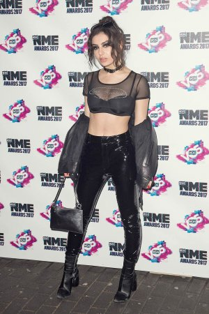 Charli XCX attends NME Awards
