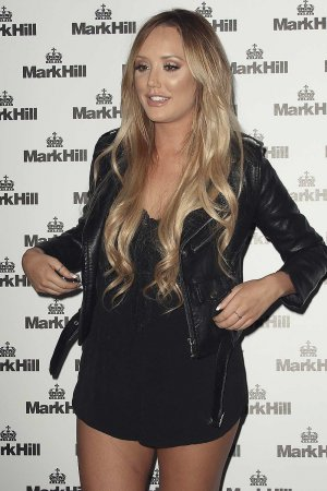 Charlotte Crosby attends Mark Hill's Pick 'N' Mix Launch Party
