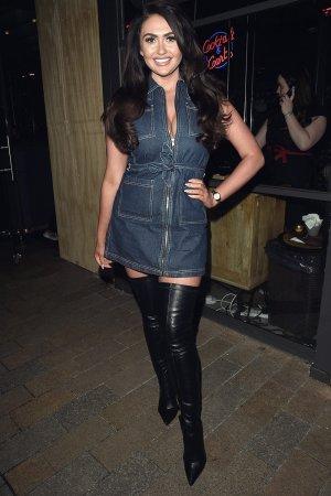 Charlotte Dawson at The Laundrette