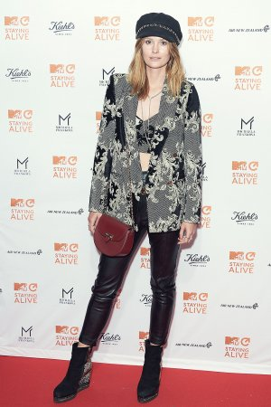 Charlotte De Carle attends MTV Staying Alive Charity Gala